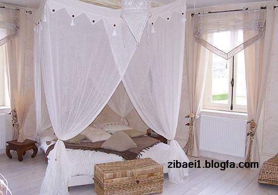 دکوراسیون-چیدمان اتاق خواب-تازه عروس